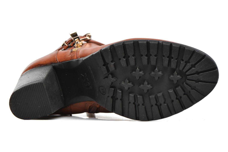 Bottines et boots Xti Oydi Marron vue haut