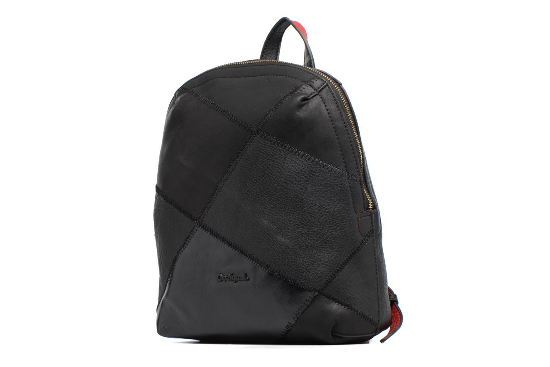 Sacs à dos Desigual Madeira Cougar Backpack Noir vue portées chaussures