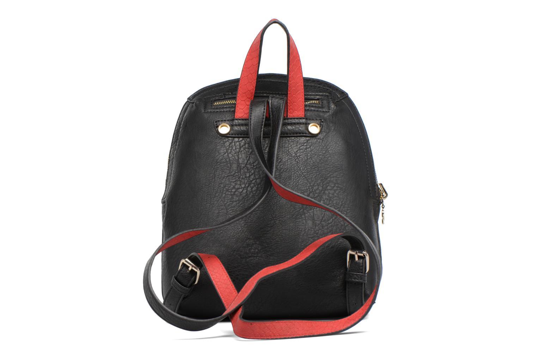 Sacs à dos Desigual Madeira Cougar Backpack Noir vue face