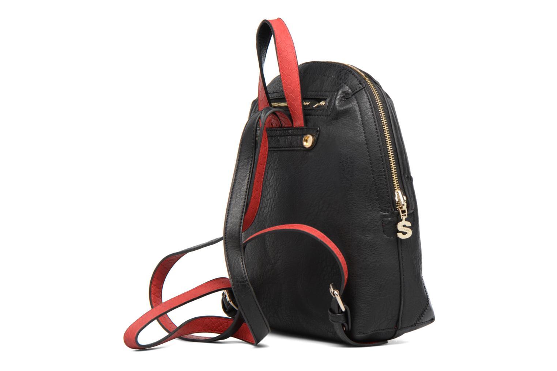 Sacs à dos Desigual Madeira Cougar Backpack Noir vue droite