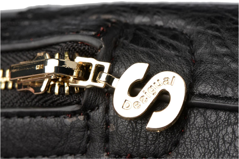 Sacs à dos Desigual Madeira Cougar Backpack Noir vue gauche