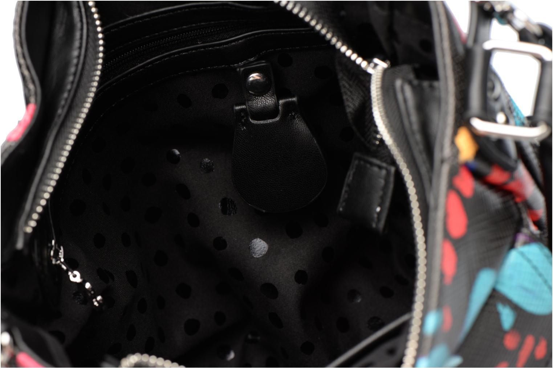 Handbags Desigual Mcbee Mini Misha Handbag Black back view