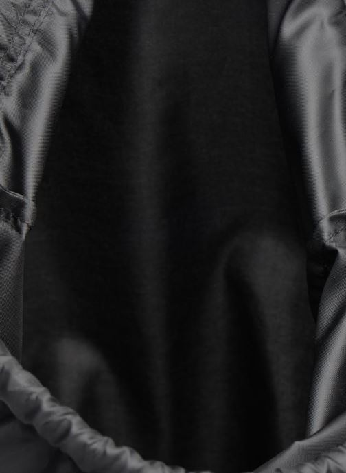 Sporttassen adidas originals Gymsack Trefoil Zwart achterkant