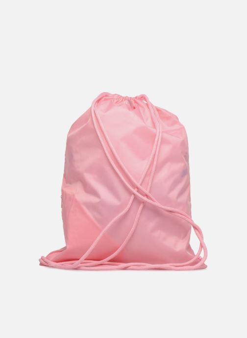 Sports bags adidas originals Gymsack Trefoil Pink front view