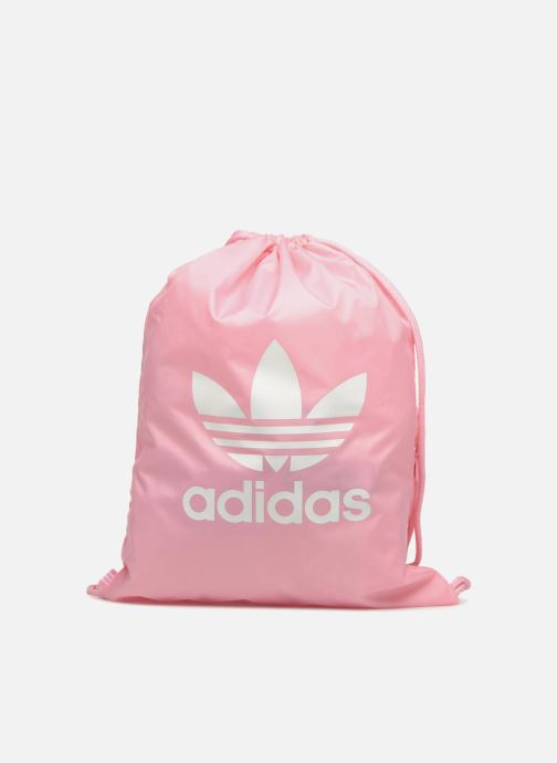 Sports bags adidas originals Gymsack Trefoil Pink detailed view/ Pair view