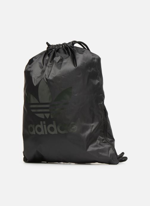 Sports bags adidas originals Gymsack Trefoil Black model view