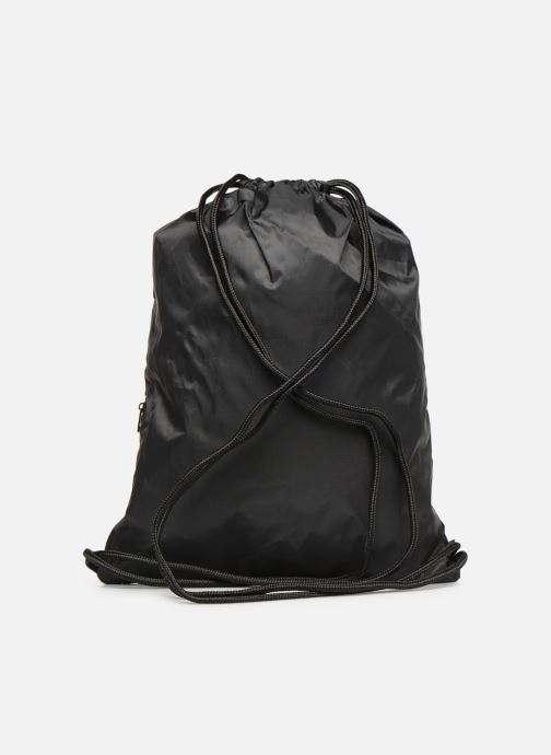 Sports bags adidas originals Gymsack Trefoil Black front view