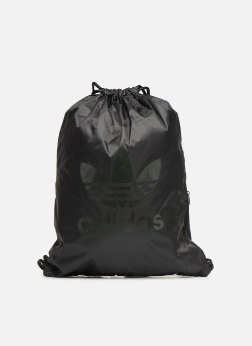 Sportstasker adidas originals Gymsack Trefoil Sort detaljeret billede af skoene