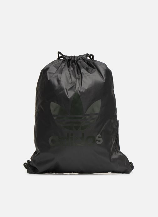 Sports bags adidas originals Gymsack Trefoil Black detailed view/ Pair view