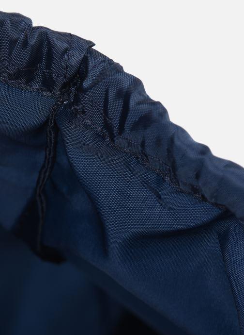 Sporttassen adidas originals Gymsack Trefoil Blauw achterkant