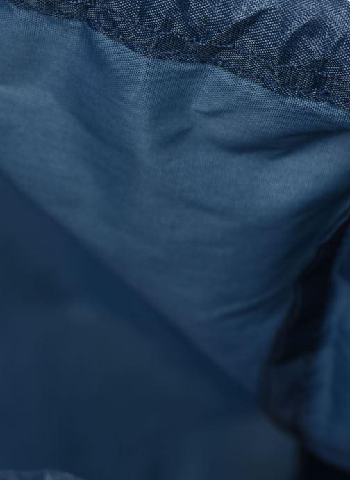 Sporttaschen adidas originals Gymsack Trefoil blau ansicht von hinten