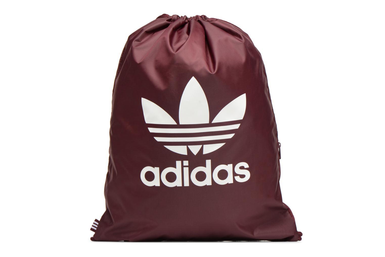 Borsa da palestra Adidas Originals Gymsack Trefoil Bordò vedi dettaglio/paio