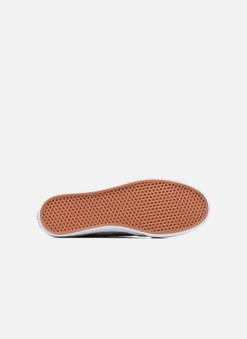 Sneaker Vans Milton Hi W braun ansicht von oben