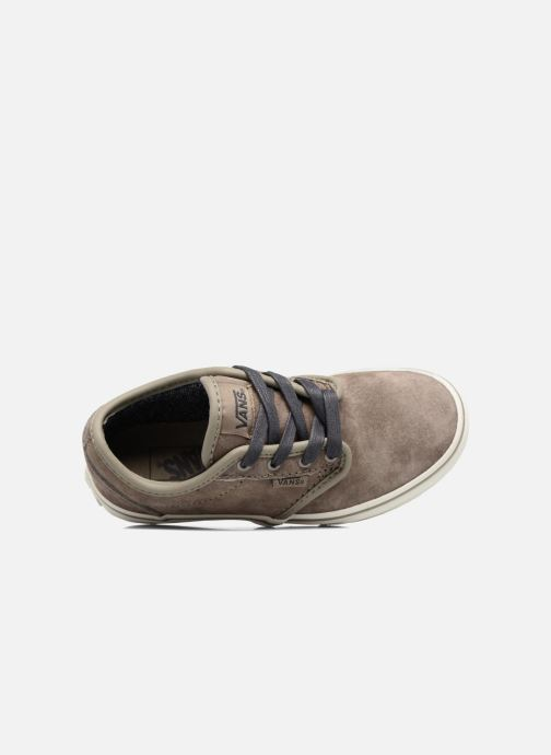 Vans Atwood (Gris) - Baskets chez Sarenza (299521)