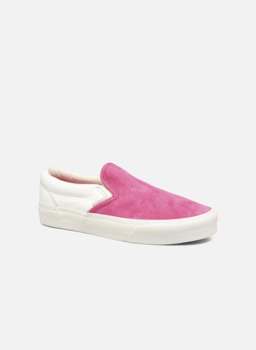 5493cde6191 Vans Classic Slip-On CA (Roze) - Sneakers chez Sarenza (299505)