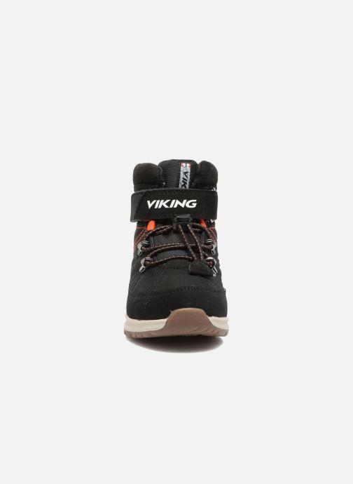 Zapatillas de deporte Viking Sokna GTX Negro vista del modelo