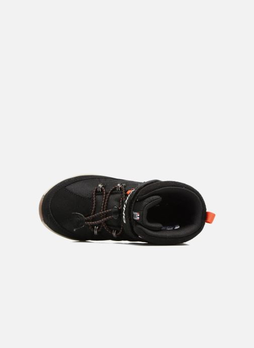 Zapatillas de deporte Viking Sokna GTX Negro vista lateral izquierda
