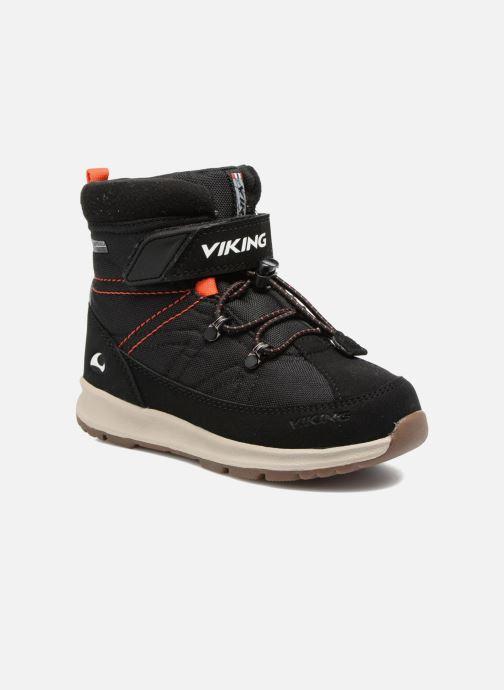 Zapatillas de deporte Viking Sokna GTX Negro vista de detalle / par