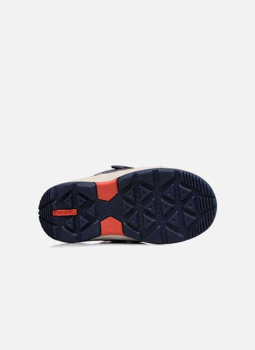 Chaussures de sport Viking Toasty II GTX Bleu vue haut