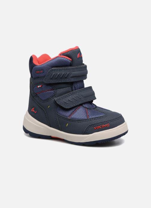 Chaussures de sport Viking Toasty II GTX Bleu vue détail/paire