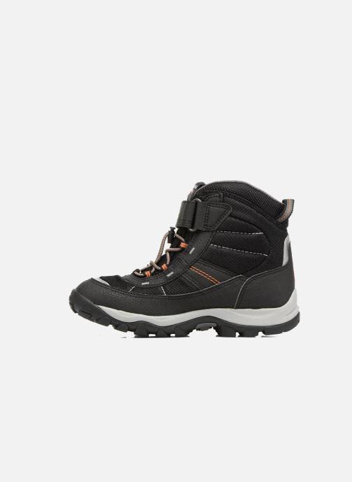Zapatillas de deporte Viking Sludd El/Vel GTX Negro vista de frente