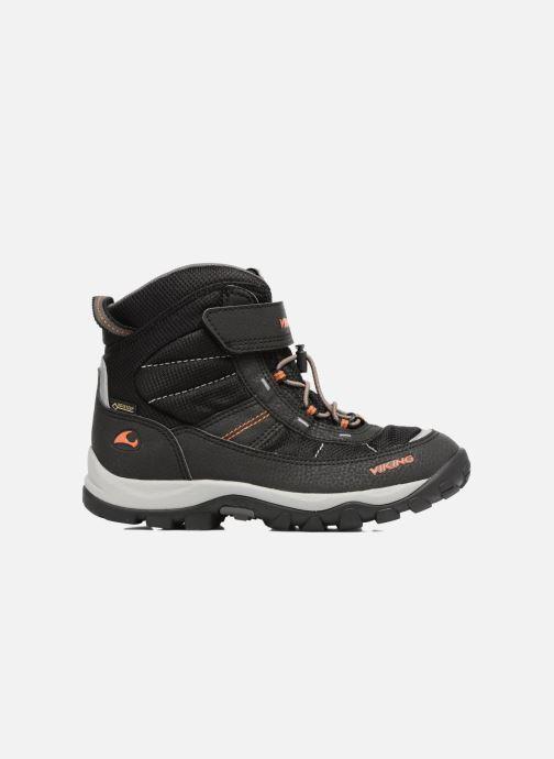 Chaussures de sport Viking Sludd El/Vel GTX Noir vue derrière
