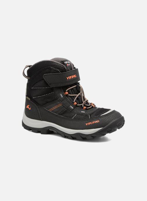 Zapatillas de deporte Viking Sludd El/Vel GTX Negro vista de detalle / par