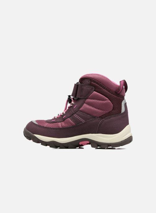 Chaussures de sport Viking Sludd El/Vel GTX Violet vue face