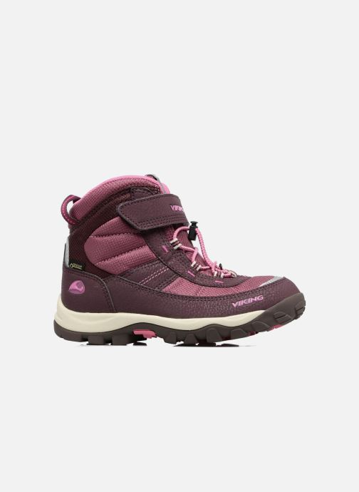 Chaussures de sport Viking Sludd El/Vel GTX Violet vue derrière