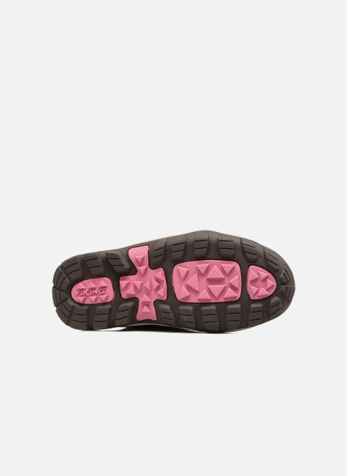 Chaussures de sport Viking Sludd El/Vel GTX Violet vue haut