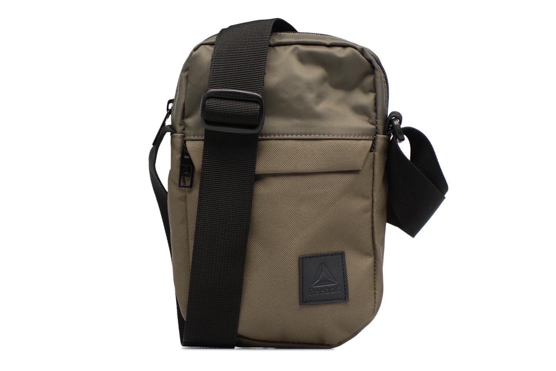 Sacs homme Reebok Style Found City Bag Beige vue détail/paire