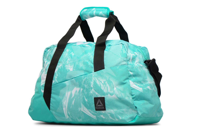 Sporttaschen Reebok W Found Grip Graphic grün schuhe getragen