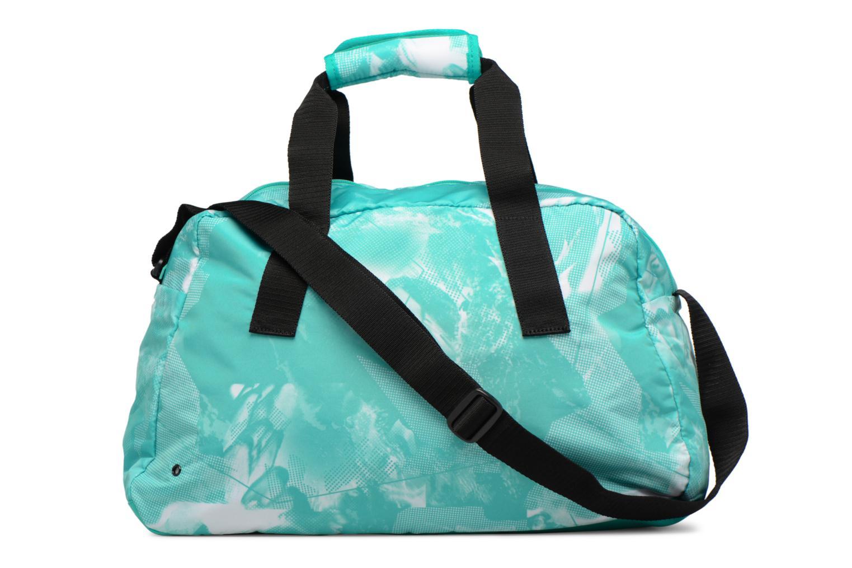 Sporttaschen Reebok W Found Grip Graphic grün ansicht von vorne