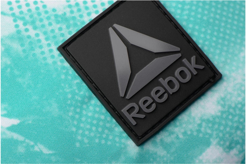 Sporttaschen Reebok W Found Grip Graphic grün ansicht von links