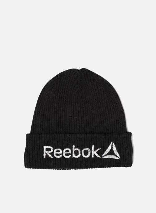8ec6fe1a Reebok Act Enh Logo Beanie (Black) - Beanie chez Sarenza (299549)