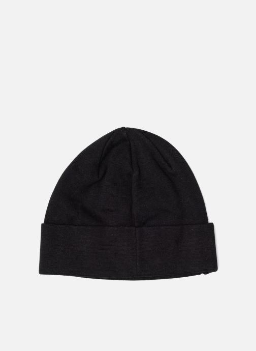 Mütze Reebok Act Fnd Knitted Beanie schwarz schuhe getragen