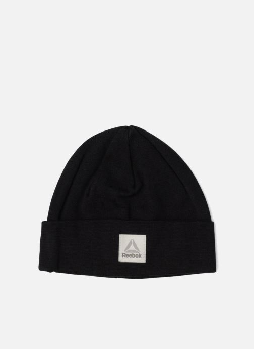 Mütze Reebok Act Fnd Knitted Beanie schwarz detaillierte ansicht/modell