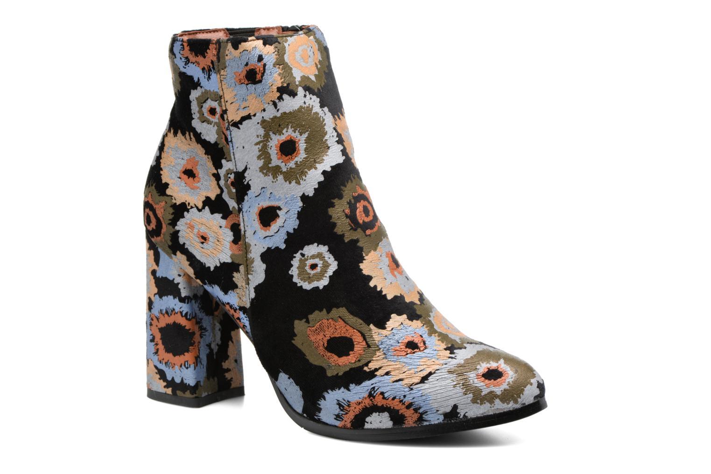 Bottines et boots Divine Factory Rocna Multicolore vue détail/paire