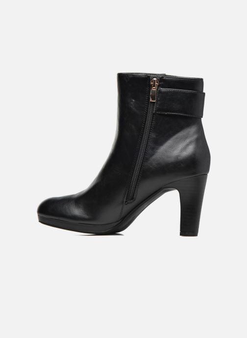 Bottines et boots Divine Factory Setna Noir vue face