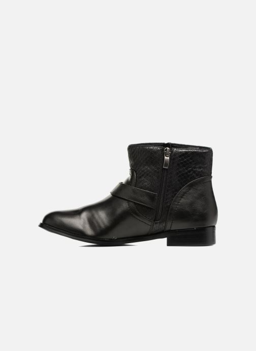 Ankle boots Divine Factory Geina Black front view