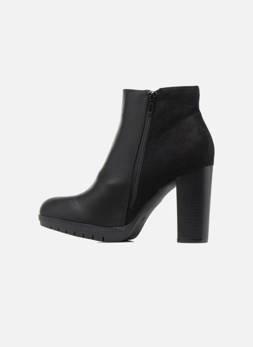 Ankle boots Divine Factory Soon Black front view