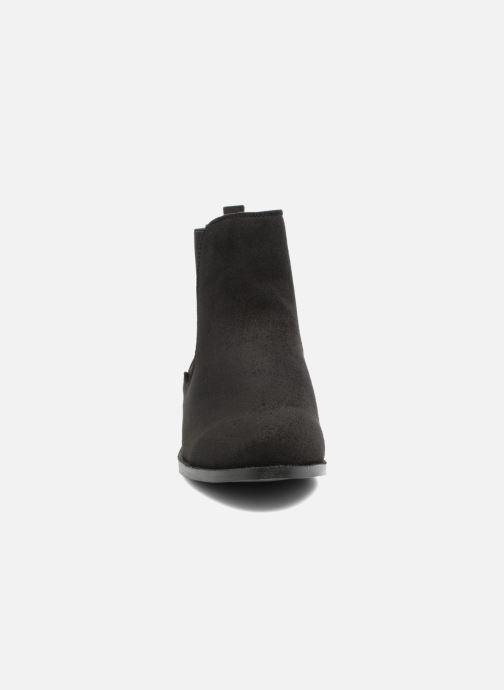 Stiefeletten & Boots Divine Factory Divny schwarz schuhe getragen