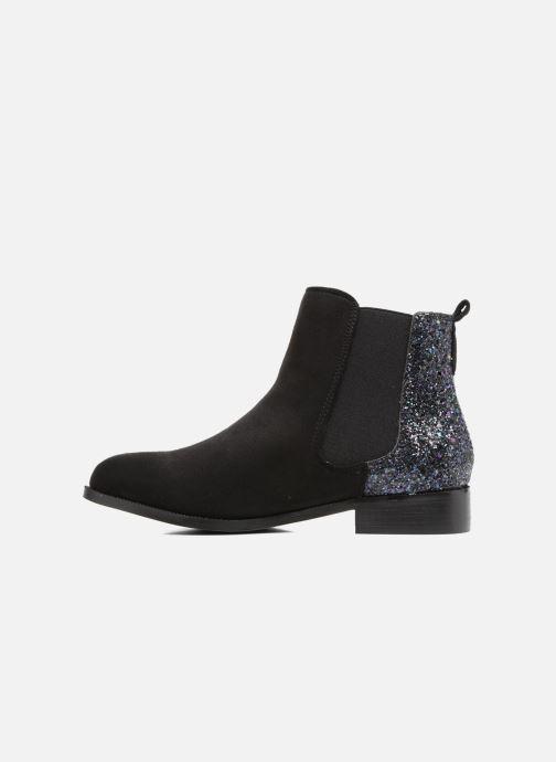 Stiefeletten & Boots Divine Factory Divny schwarz ansicht von vorne