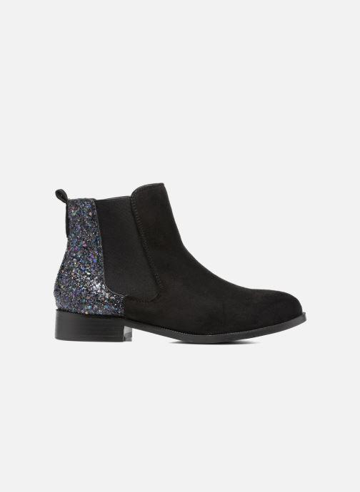 Stiefeletten & Boots Divine Factory Divny schwarz ansicht von hinten