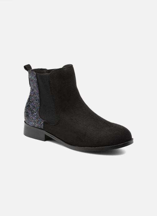 Stiefeletten & Boots Divine Factory Divny schwarz detaillierte ansicht/modell