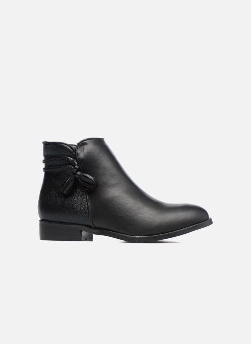 Bottines et boots Divine Factory Hikni Noir vue derrière