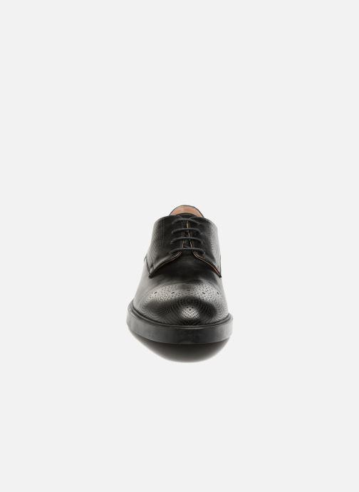 Chaussures à lacets Fratelli Rossetti 75406 Noir vue portées chaussures