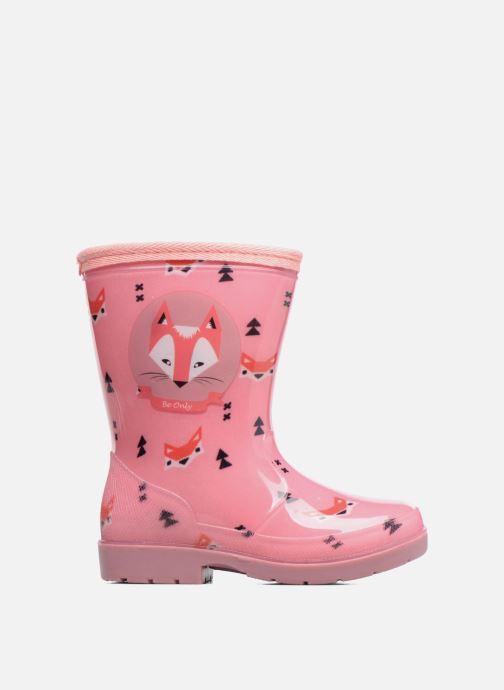 Laarzen Be Only Anouk Roze achterkant