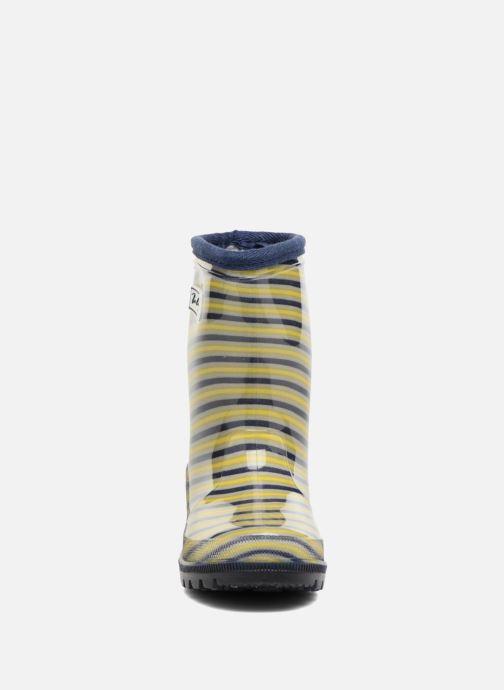 Bottes Be Only Elouan Flash Bleu vue portées chaussures