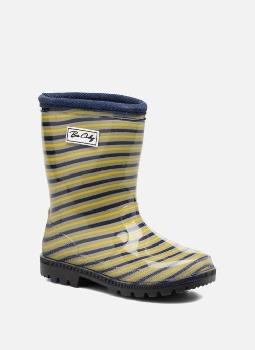 Boots & wellies Be Only Elouan Flash Blue detailed view/ Pair view